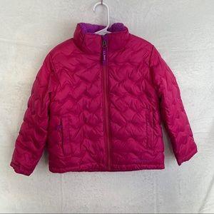 LL Bean Down Winter Jacket size 4
